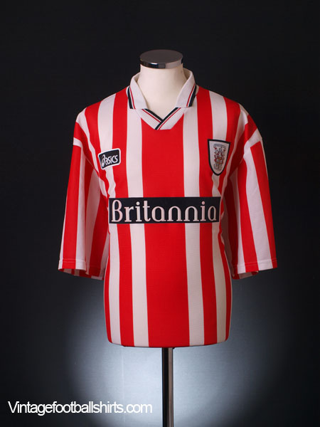 1997-99 Stoke City Home Shirt XL