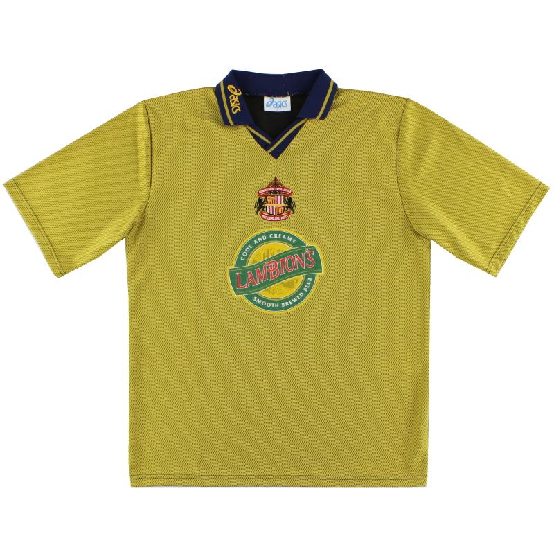 1997-99 Sunderland Away Shirt L