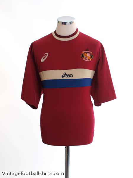 1997-99 Sunderland Training Shirt L