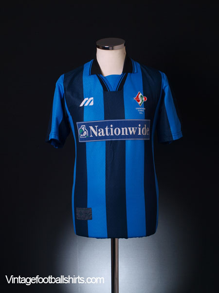 1997-99 Swindon Town Away Shirt S