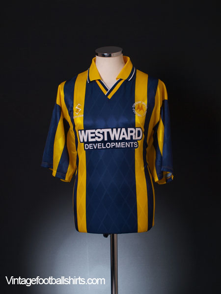 1997-99 Torquay Home Shirt XL