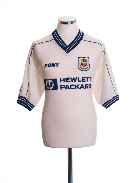 1997-99 Tottenham Home Shirt L