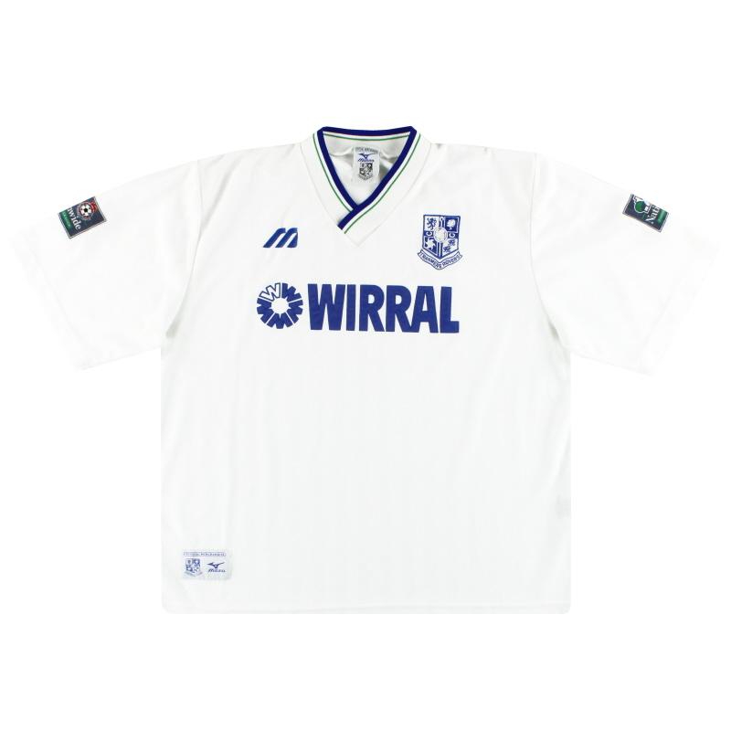 1997-99 Tranmere Rovers Home Shirt XL