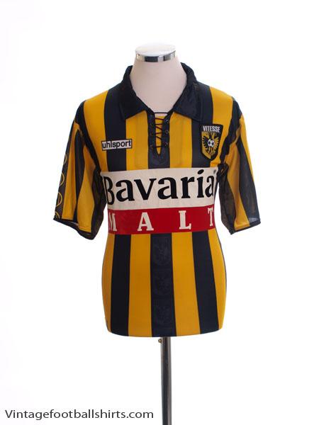 1997-99 Vitesse Home Shirt M