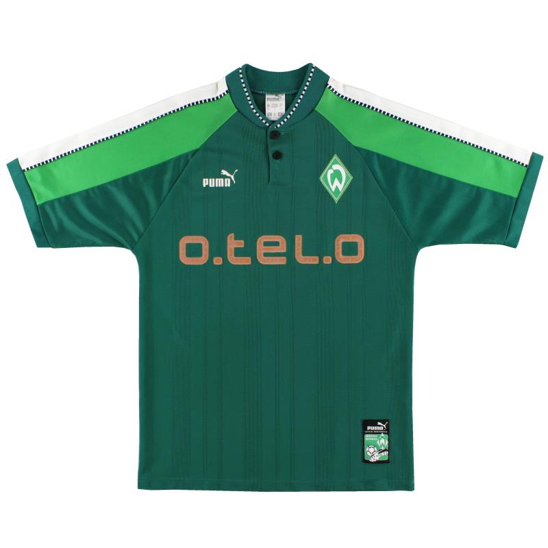 1997-99 Werder Bremen Home Shirt L