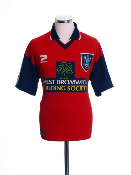 1997-99 West Bromwich Albion Away Shirt S