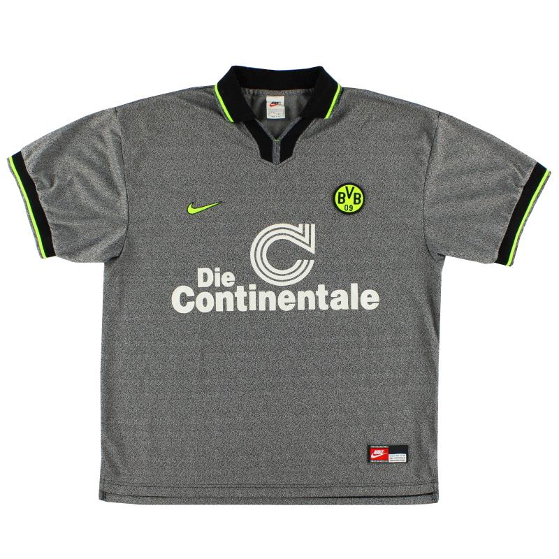 1997 Borussia Dortmund Away Shirt XXL