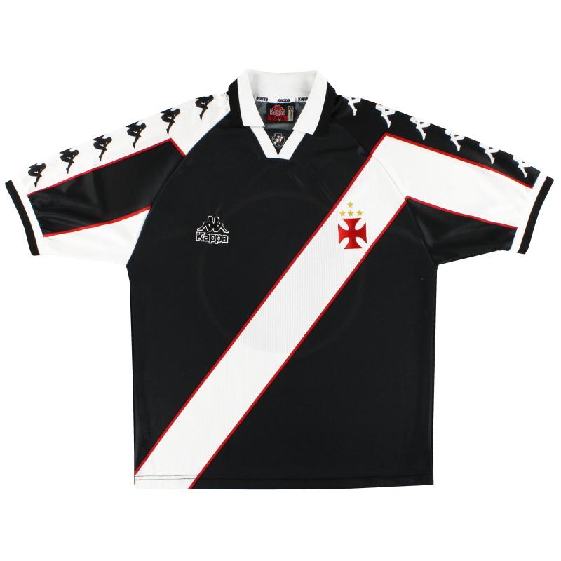 1997 Vasco Da Gama Kappa Away Shirt XL