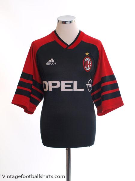 1998-00 AC Milan Training Shirt L