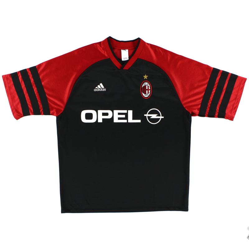 1998-00 AC Milan Training Shirt XL