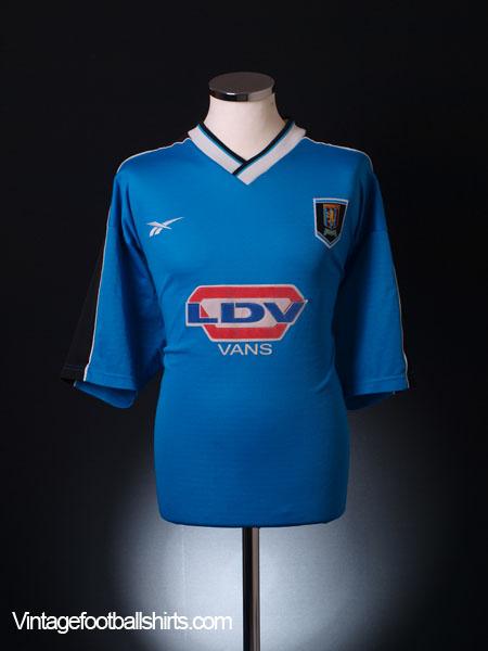 1998-00 Aston Villa Away Shirt XL