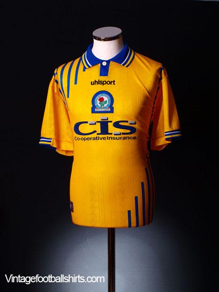 1998-00 Blackburn Away Shirt XXL