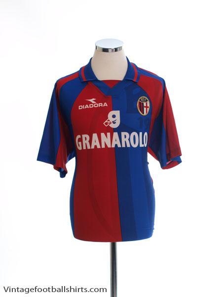 1998-00 Bologna Home Shirt XL