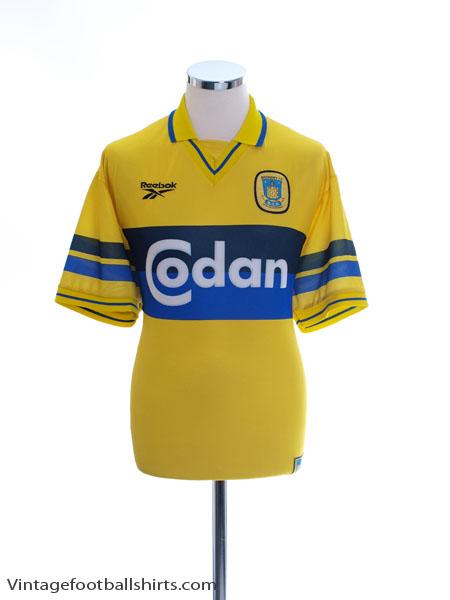 1998-00 Brondby IF Home Shirt M/L