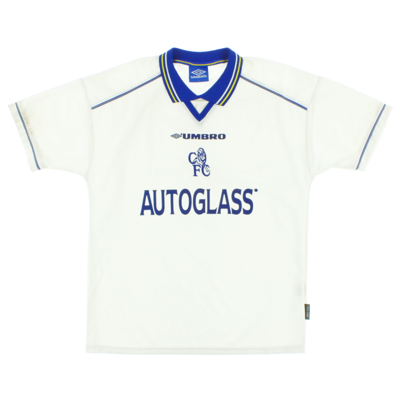 1998-00 Chelsea Away Shirt L - 735345