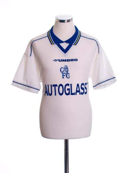 1998-00 Chelsea Away Shirt L
