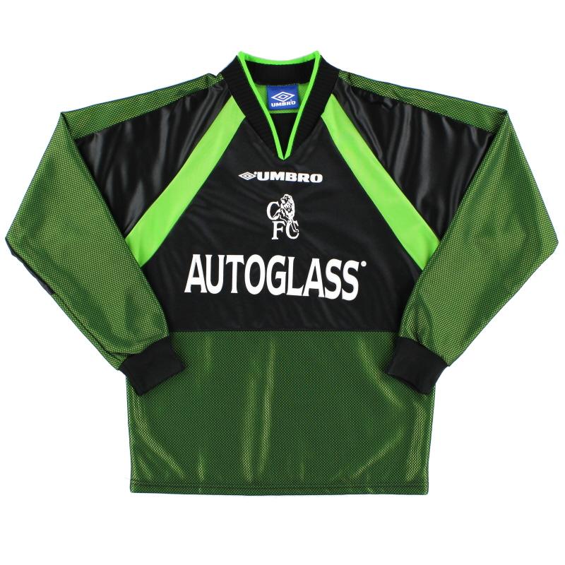 1998-00 Chelsea Goalkeeper Shirt Y