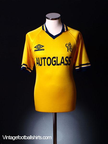 1998-00 Chelsea Third Shirt XXL