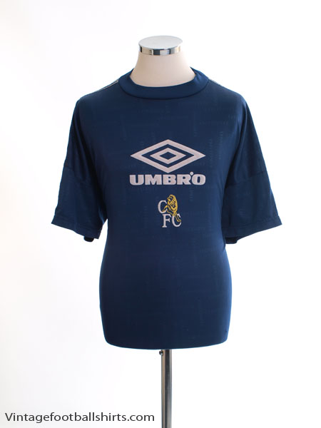 1998-00 Chelsea Training Shirt XL