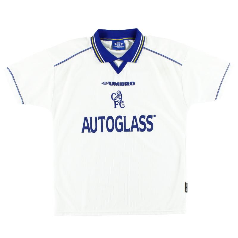 1998-00 Chelsea Umbro Away Shirt *Mint* M - 735345