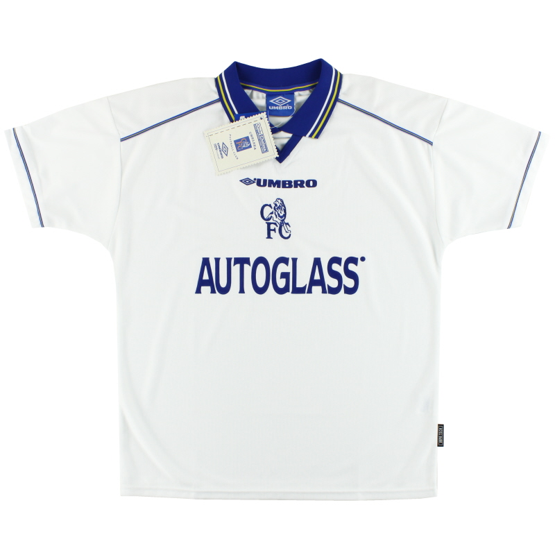 1998-00 Chelsea Umbro Away Shirt *w/tags* L  - 735345
