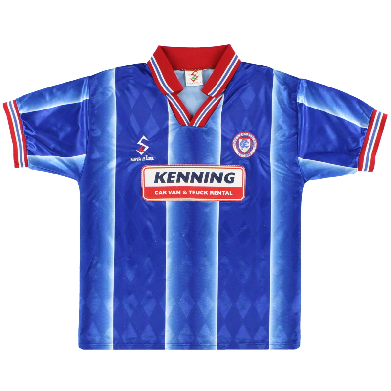 1998-00 Chesterfield Home Shirt M