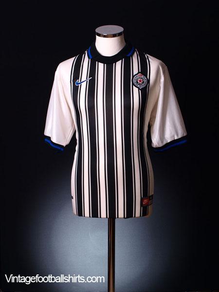 1998-00 FK Partizan Home Shirt *As New* M
