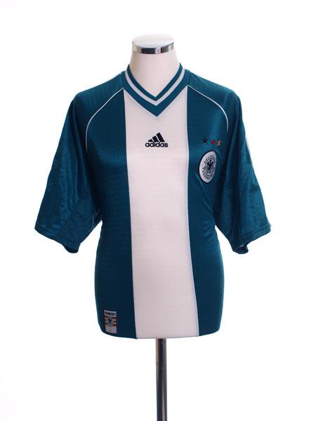 1998-00 Germany Away Shirt L