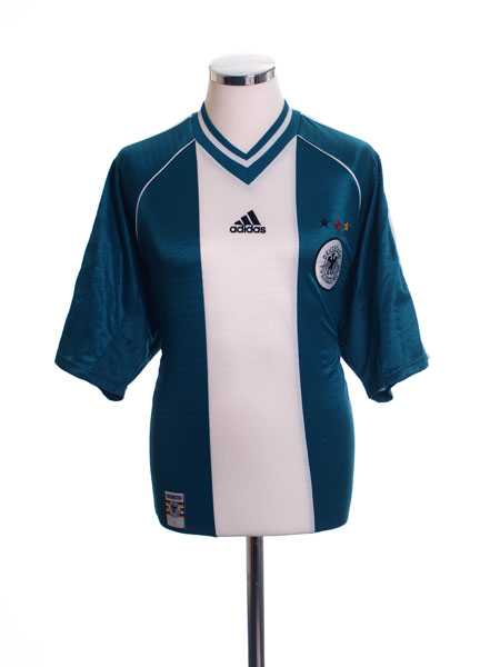 1998-00 Germany Away Shirt M