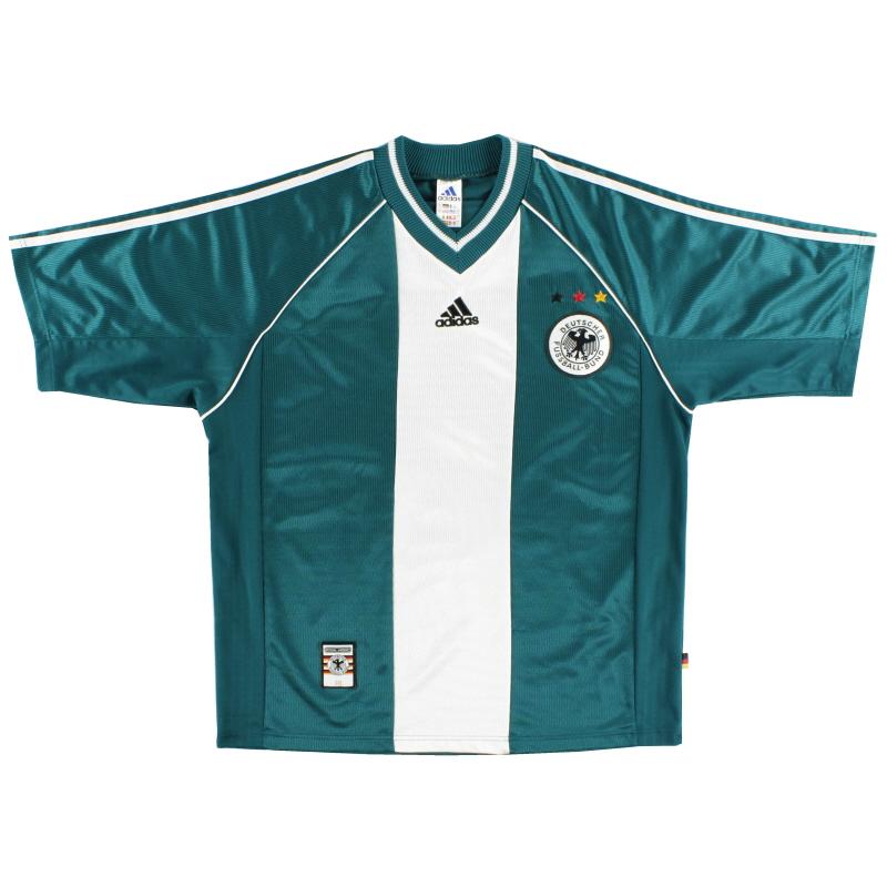 1998-00 Germany Away Shirt XXL