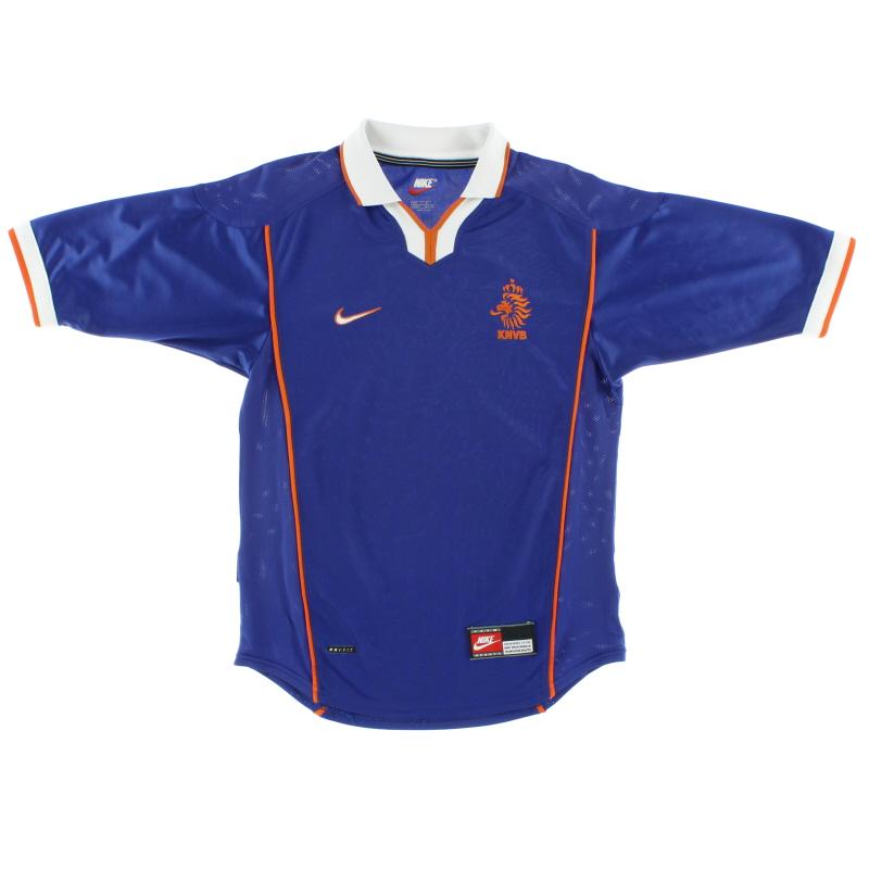1998-00 Holland Away Shirt XL.Boys