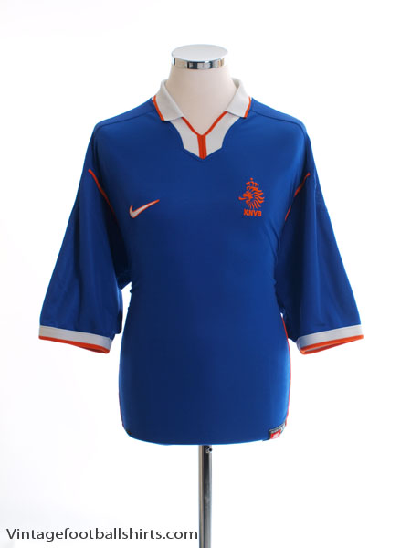 1998-00 Holland Away Shirt XXL