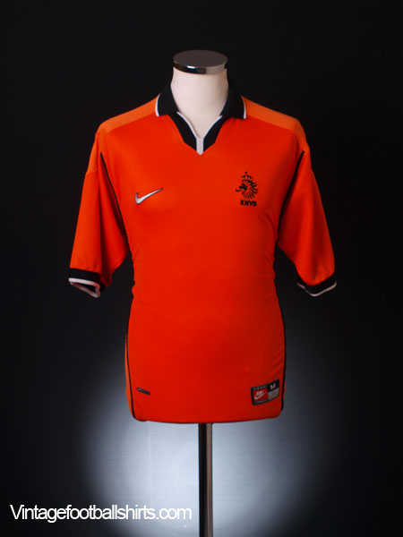 1998-00 Holland Home Shirt L