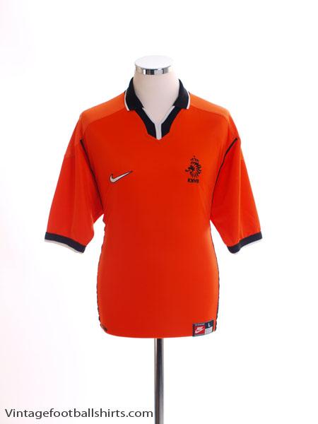 1998-00 Holland Home Shirt L