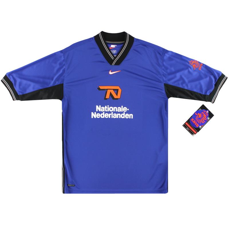 1998-00 Holland Nike Player Issue Training Shirt *BNIB* M - 754609