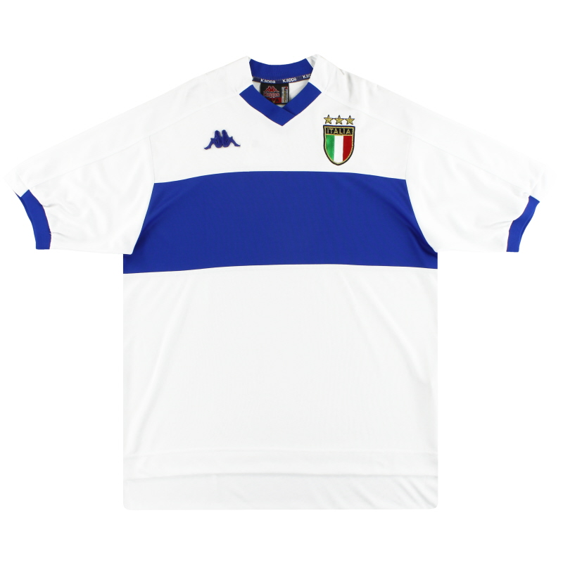 1998-00 Italy Kappa Away Shirt L