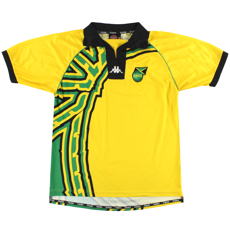 1998-00 Jamaica Kappa Home Shirt S