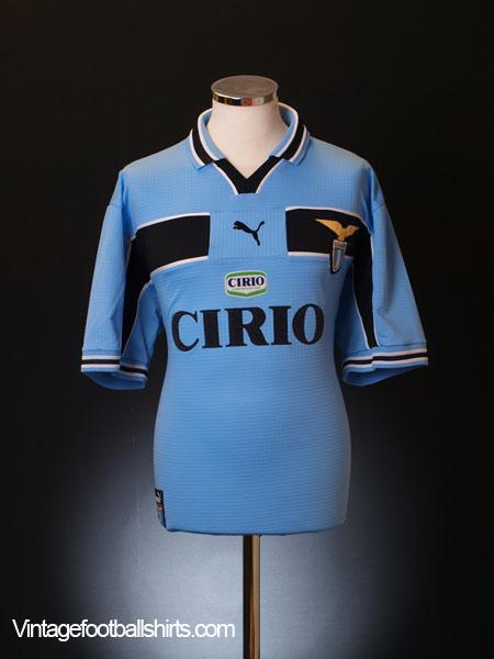 1998-00 Lazio Home Shirt XL