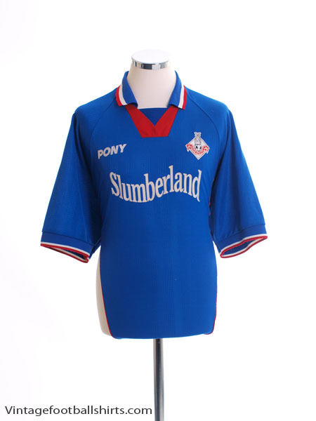 1998-00 Oldham Home Shirt XL