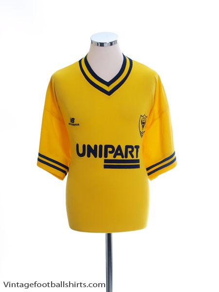 1998-00 Oxford United Home Shirt XL