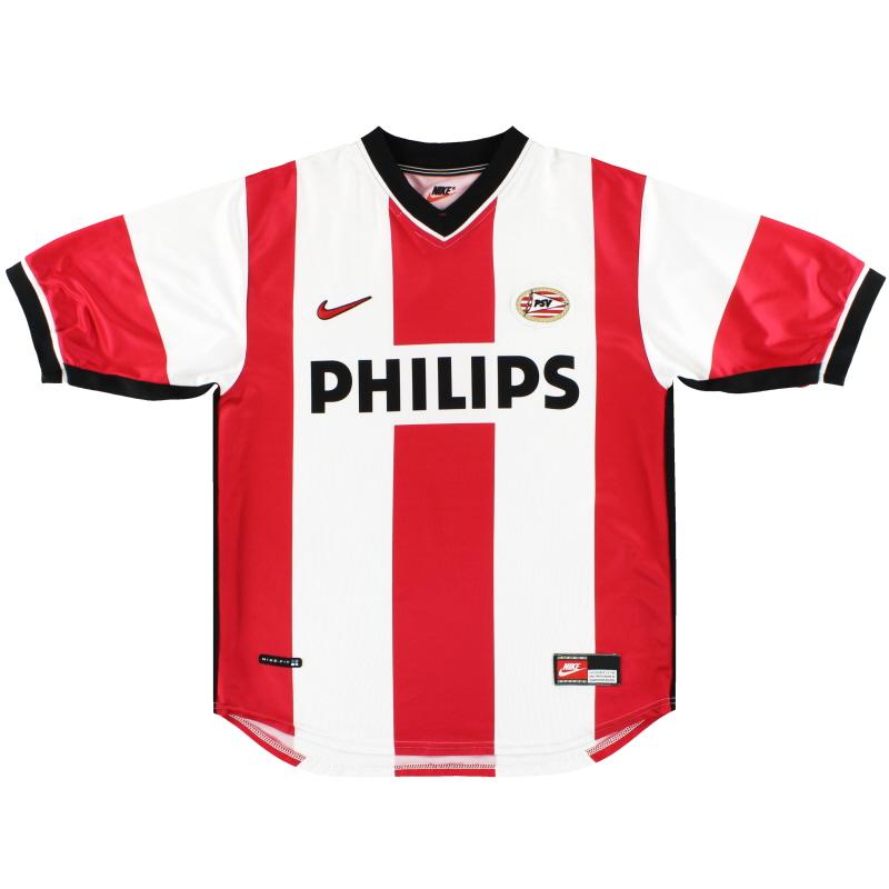 1998-00 PSV Nike Home Shirt M