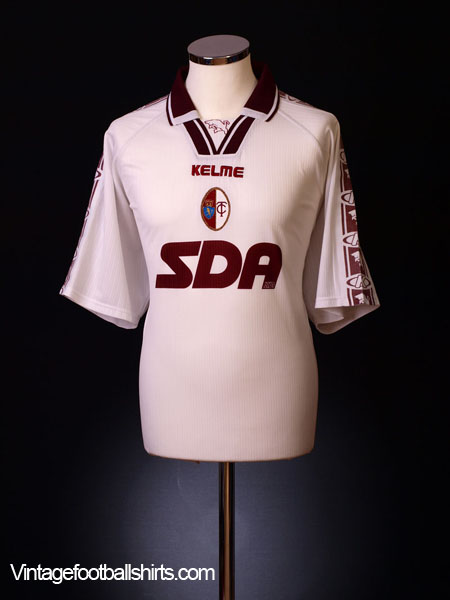 1998-00 Torino Away Shirt XL
