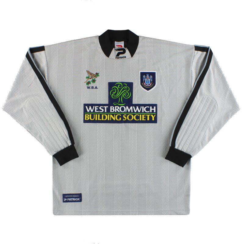 1998-00 West Brom Patrick Goalkeeper Shirt *Mint* XL