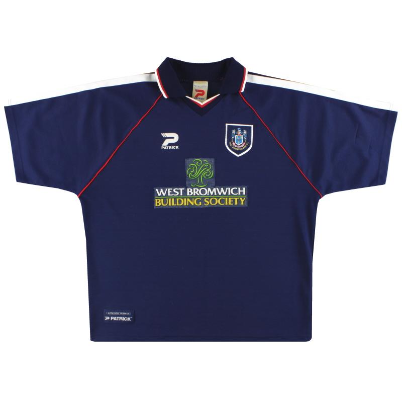 1998-00 West Brom Third Shirt XL