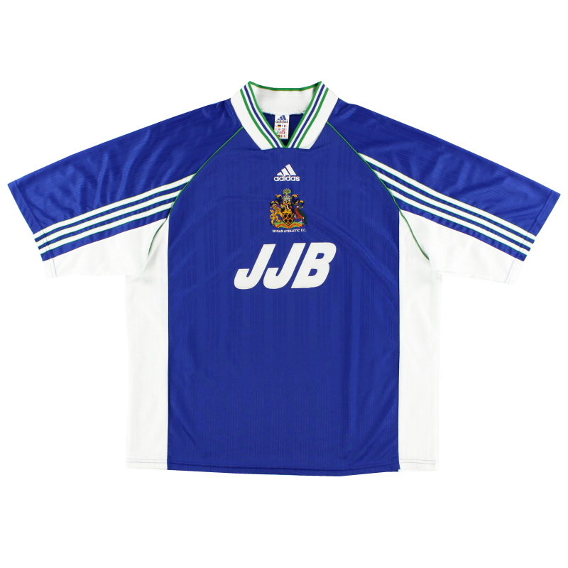 1998-00 Wigan Home Shirt XXL