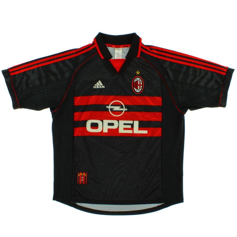 1998-99 AC Milan Third Shirt XL