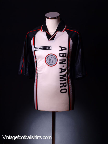 1998-99 Ajax Away Shirt XL