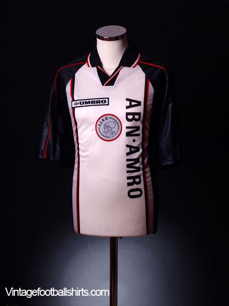 1998-99 Ajax Away Shirt L