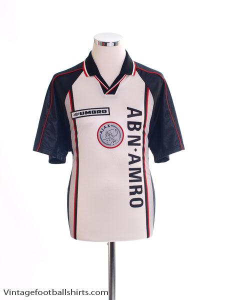 1998-99 Ajax Away Shirt M
