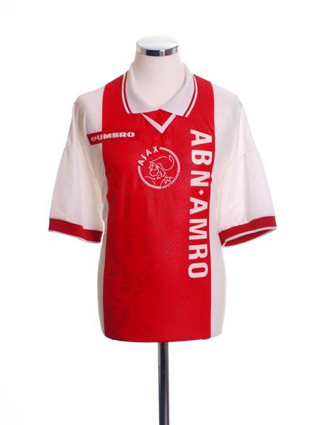 1998-99 Ajax Home Shirt Y